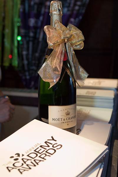 Moet by the Oscar Books