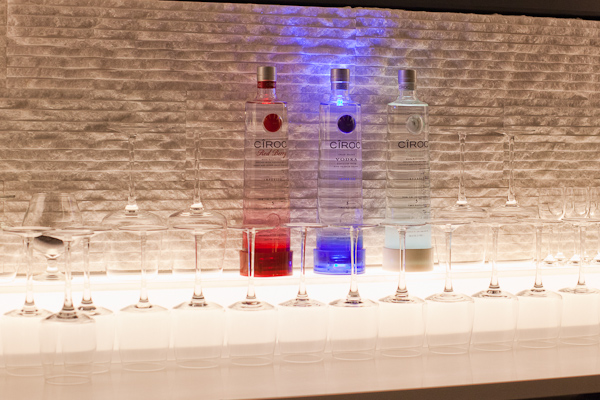 Ciroc on the Bar